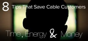 cable tv bill tips