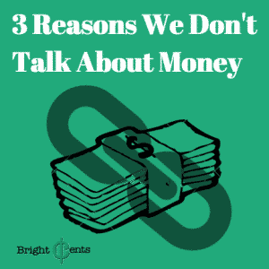 don't talk about money
