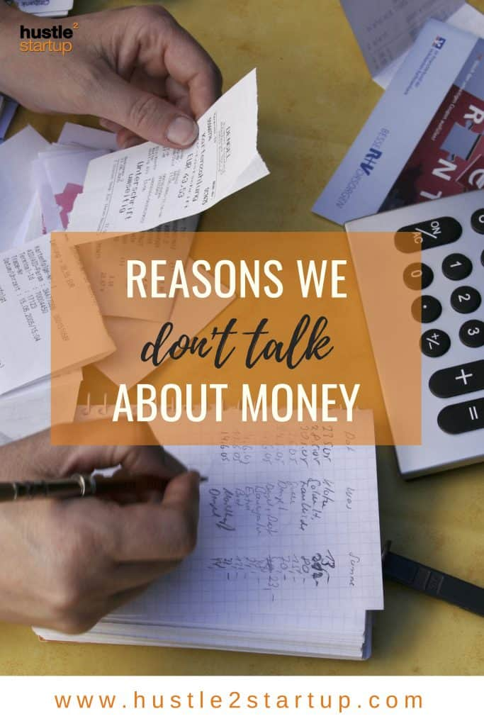 Why don't we talk about money? These money tips will help you open up and learn about money from other people! #money #saving #waystosave