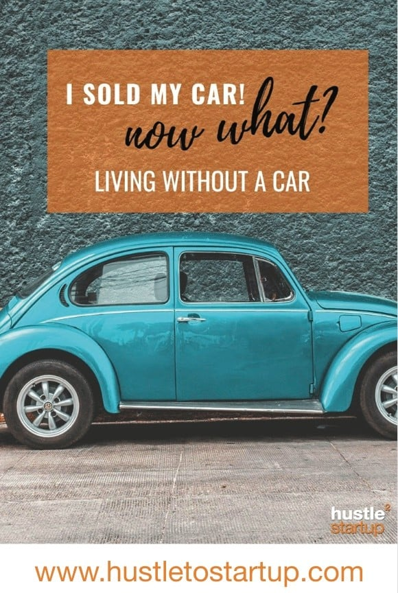 Have you really thought about how much a car costs you each month? Read about why I'm ditching my car and how much I'm saving! #carcosts #savingmoney #bills