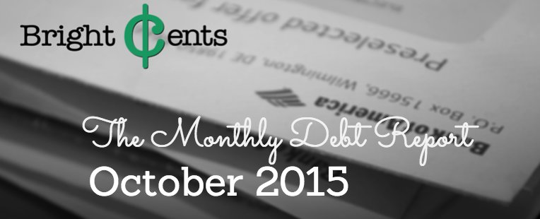 October 2015 Debt Report - 47% paid off