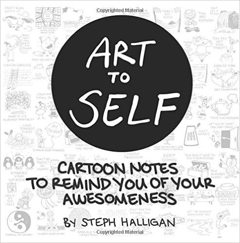 art to self book