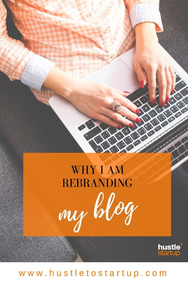 There are many reasons I've decided to rebrand my blog, but the most important is that the old brand no longer speaks to where I am in life. Check out my other reasons in this post! #rebrand #blogging #blogger