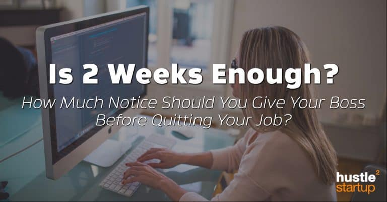 Quitting Your Day Job Archives Hustle To Startup