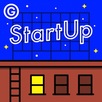 startup red small