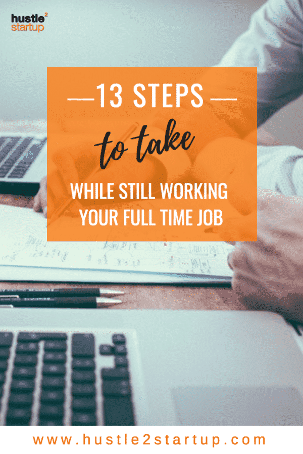 Before you quit your day job, make sure to check out these tips. You'll want to be ready to go all in when you start your own business!   #smallbiz   #startup   #quityourjob