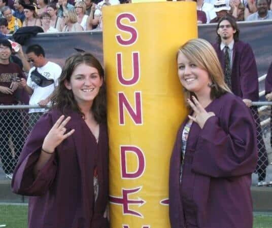 arizona state graduation