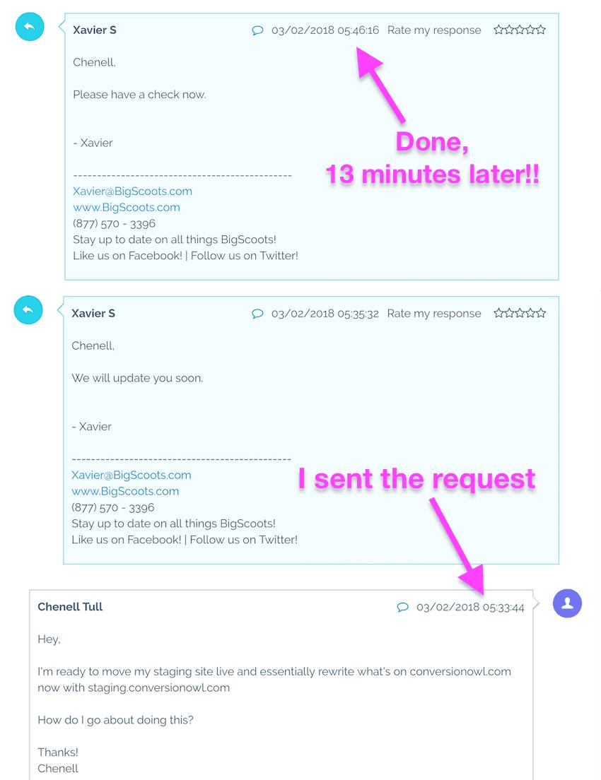bigscoots hosting