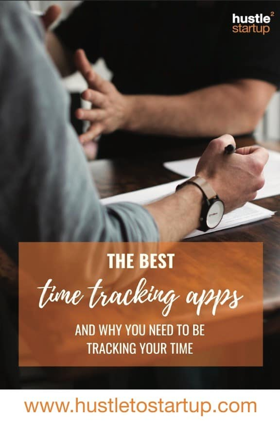 Make your time work for you! These time tracking apps will help you be more productive during your work hours. #timetracking #timemanagement #productivity