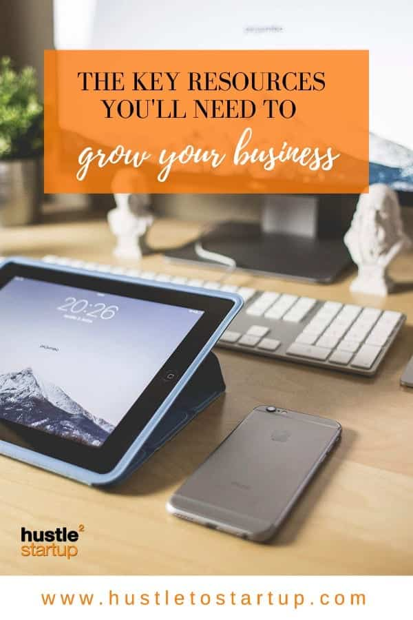 Business growth doesn't happen without some serious resources. Grab this list of business resources to consider as your start a business. #smallbiz #resources #businessgrowth