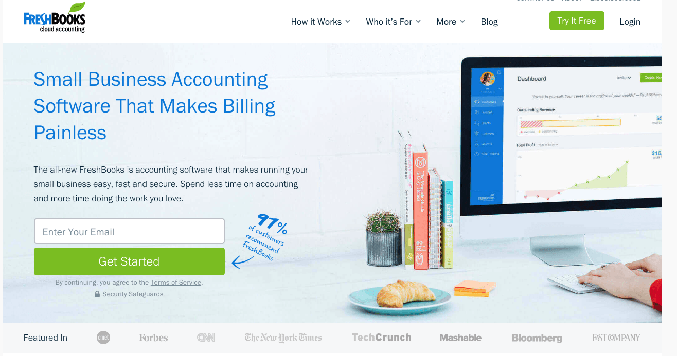 freshbooks invoicing