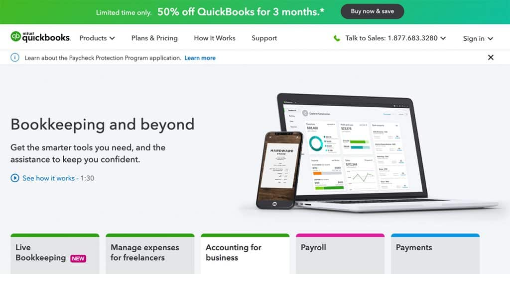 quickbooks self employed review