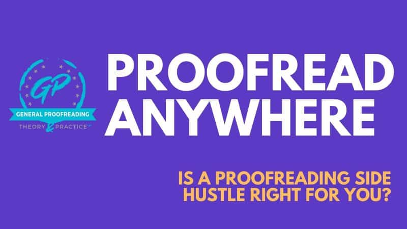 proofread anywhere review
