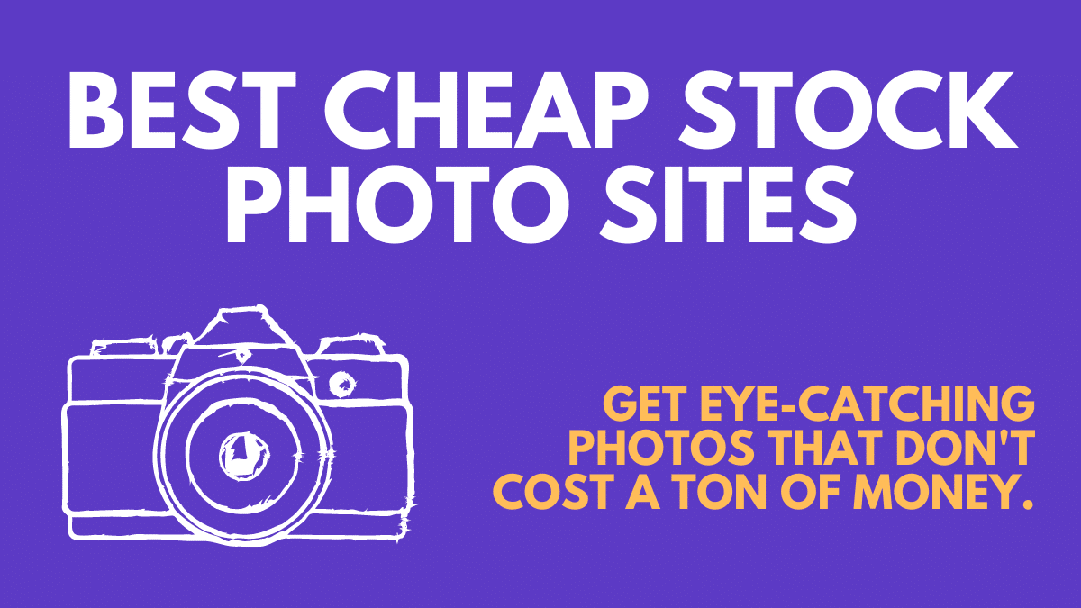 9 of the Best Cheap Stock Photo Sites in 2021