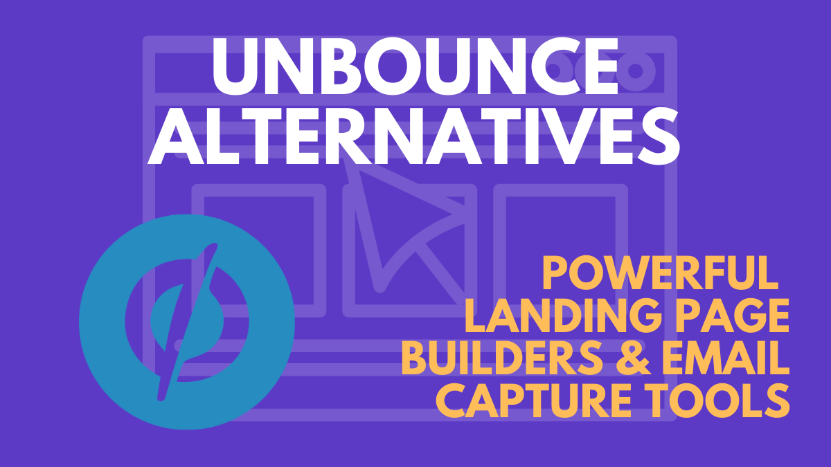 Best Unbounce Alternatives in 2021
